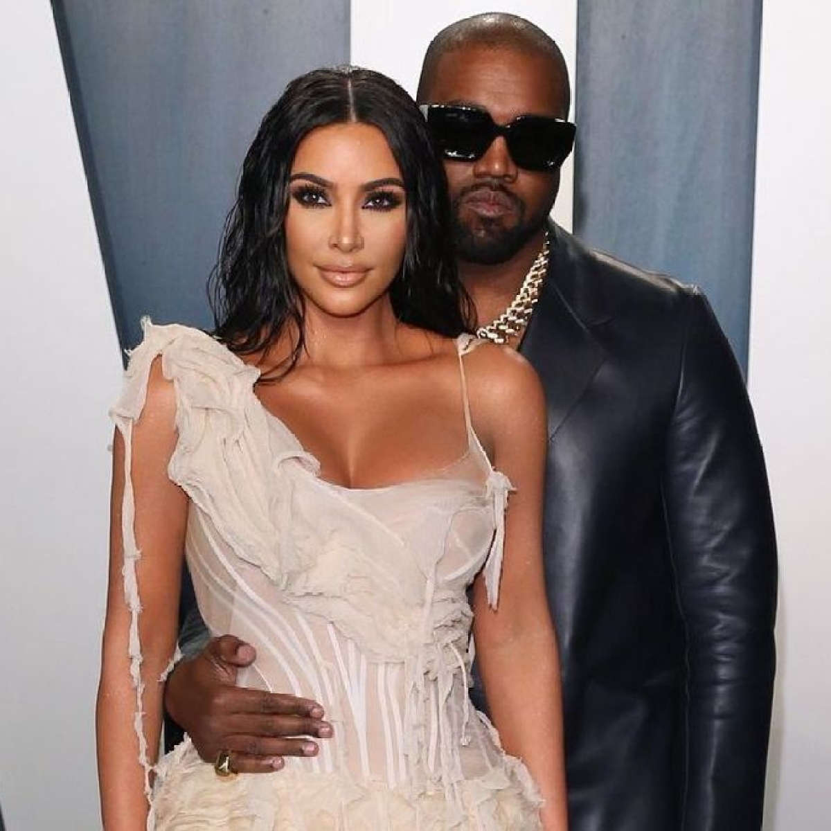 'The marriage is over': Kanye West 'anxious and sad' after divorce from Kim Kardashian
