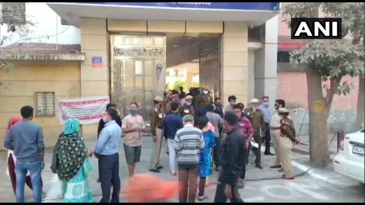 Delhi civic polls 2021: Voting begins for bypolls to 5 municipal wards