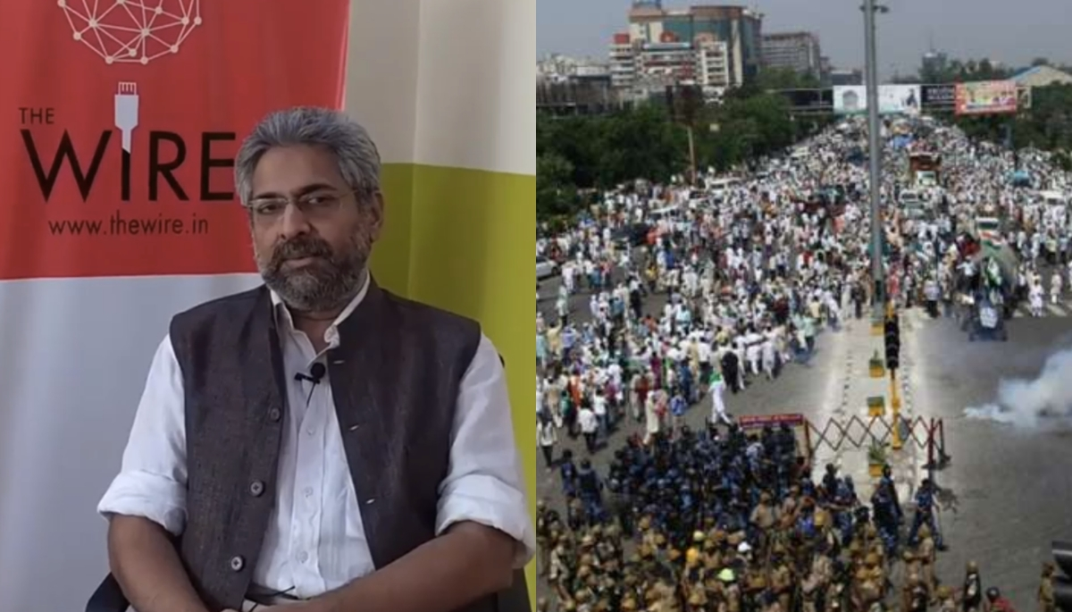 Farmers' tractor parade: UP Court grants interim protection from arrest to The Wire editor Siddharth Varadarajan, journo Ismat Ara