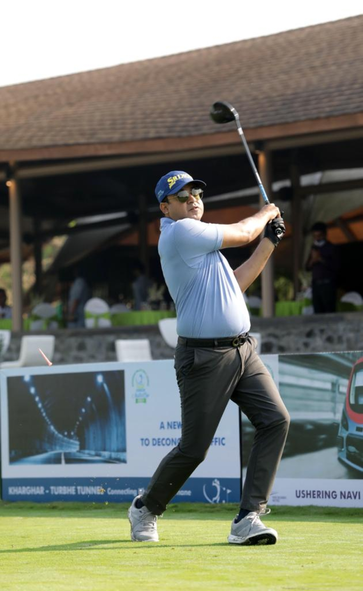 International Golf Course will prove to be Navi Mumbai's pride, says Minister Eknath Shinde