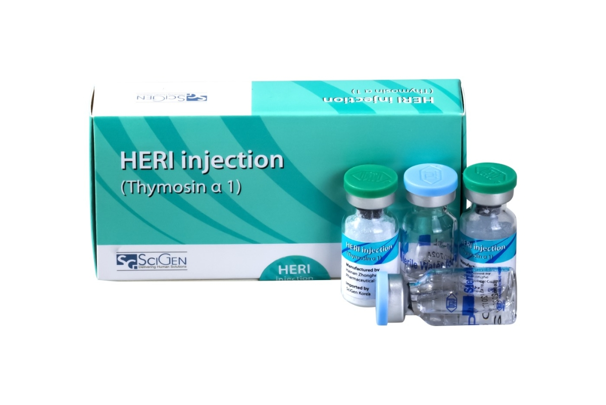 City doctors recommend Thymosin  Alpha 1 for quicker recovery of COVID-19 patients