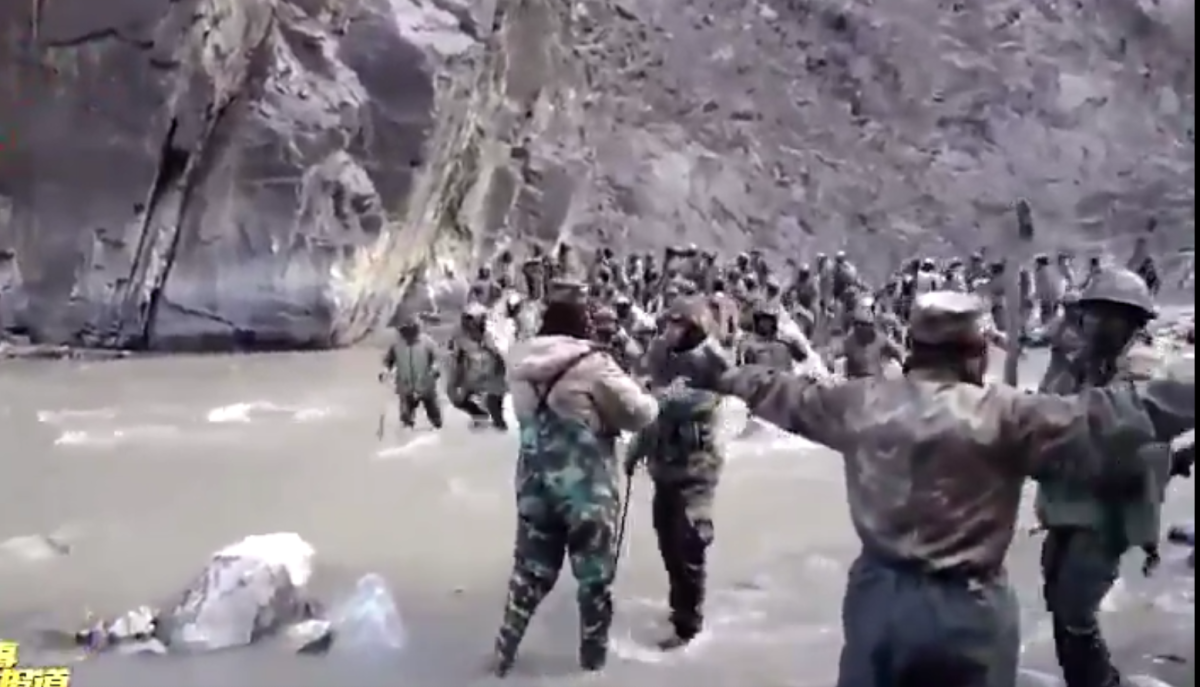 China propaganda amid pull-out: Releases video of Galwan Valley clash, claims it lost only 4 soldiers