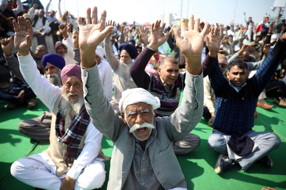 Farmers' Protest: Bharatiya Kisan Union keeps Uttar Pradesh and Uttarakhand out of tomorrow's 'Chakka Jam'