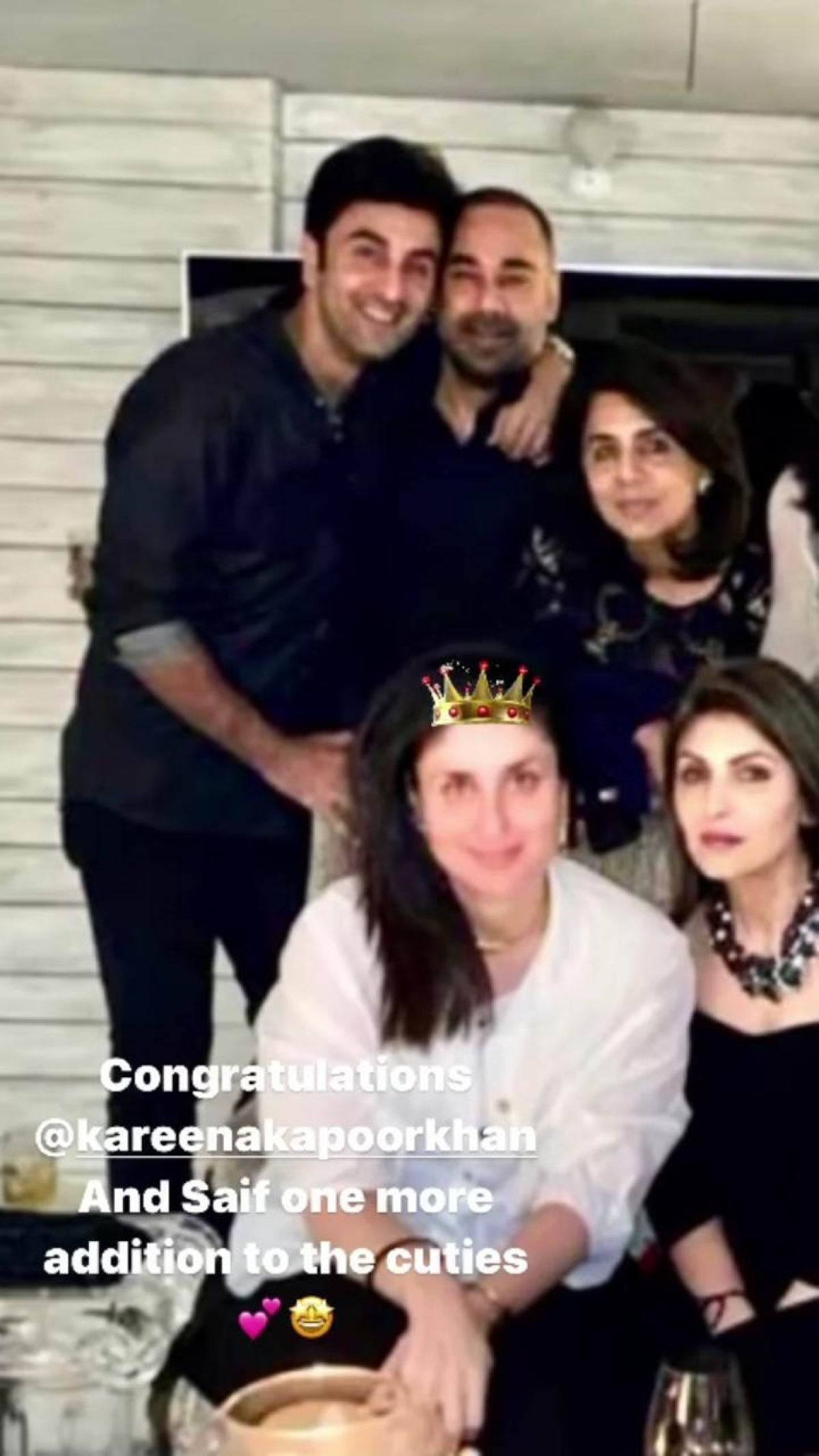 Alia Bhatt wishes Kareena, Saif and 'little Timtim', says 'can't wait to meet your baby brother'