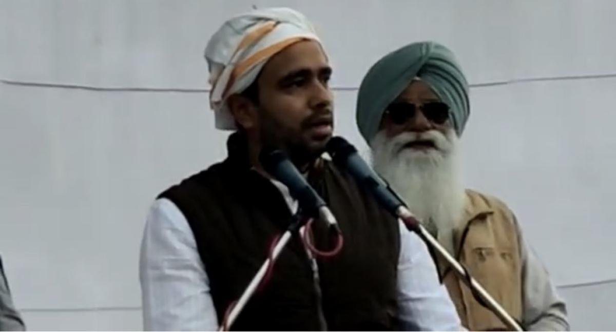 RLD VP Jayant Chaudhary