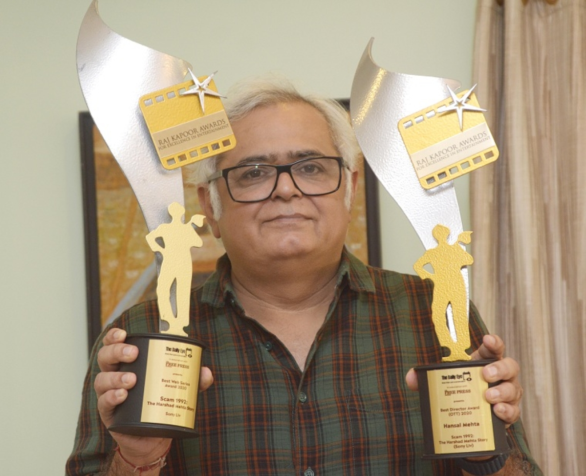 Watch: Raj Kapoor Awards for Excellence in Entertainment (OTT) 2020