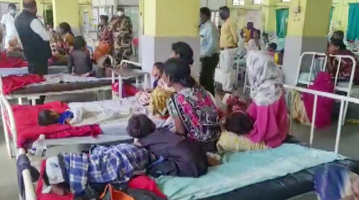 FPJ follow-up: Doctor was on mobile when tots were given sanitizer instead of polio dose in Yavatmal
