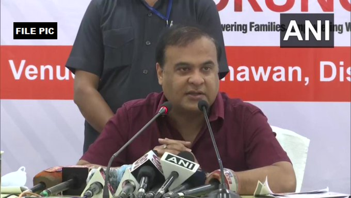 Himanta Biswa Sarma elected as leader of BJP legislative party in Assam