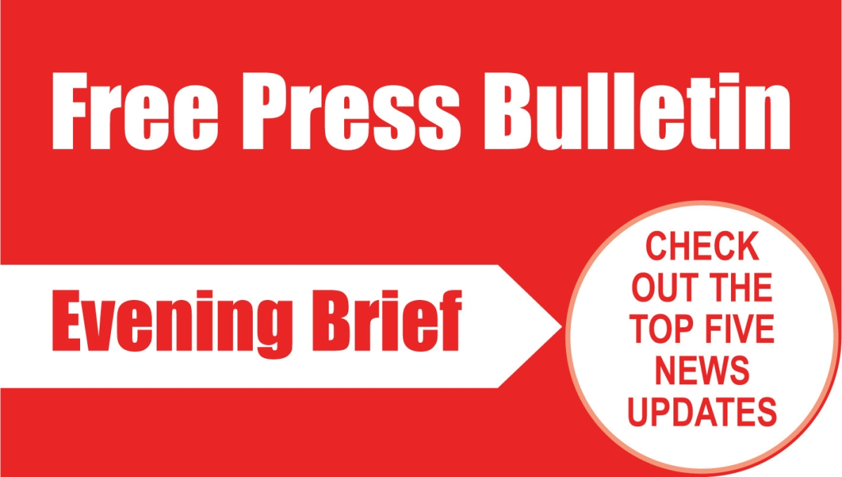 Free Press Bulletin: Top 5 news updates of March 29, 2021; watch video