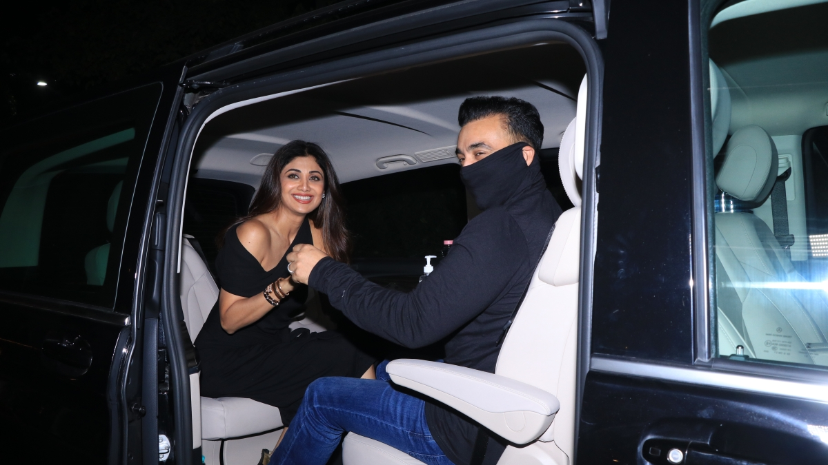 Cost of Shilpa Shetty and Raj Kundra's swanky new car can get you a house in Mumbai
