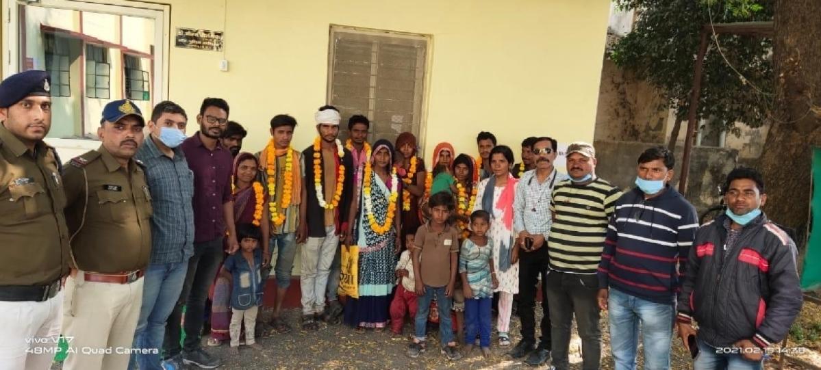 Madhya Pradesh: 19 bonded labourers rescued from Maharashtra