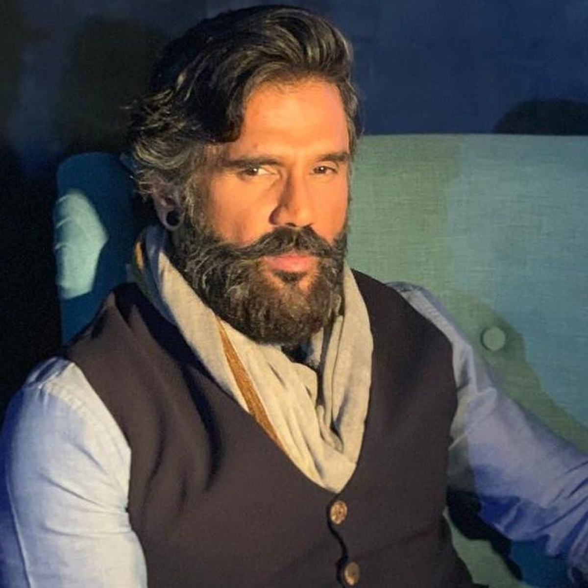 'It hurt me when they said I am against farmers': Suniel Shetty on being trolled for his tweet with MEA statement