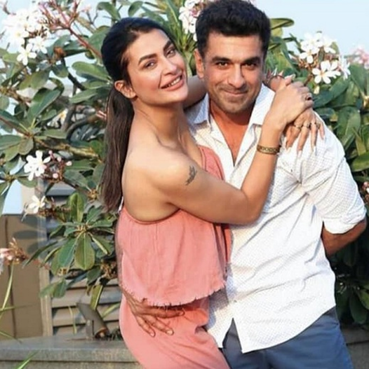 'We are in a very happy space right now': Eijaz Khan on his relationship with Pavitra Punia