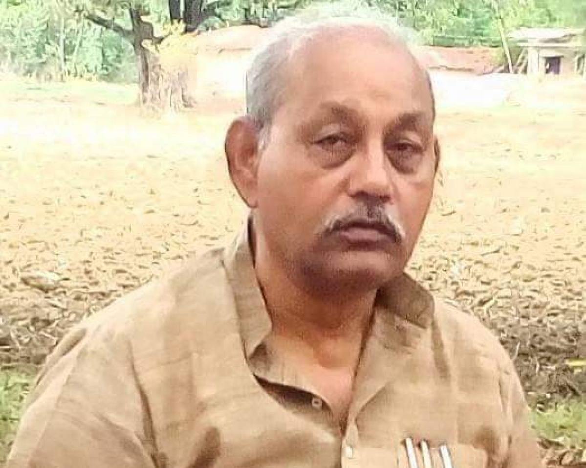 BJP MLA Girish Gautam