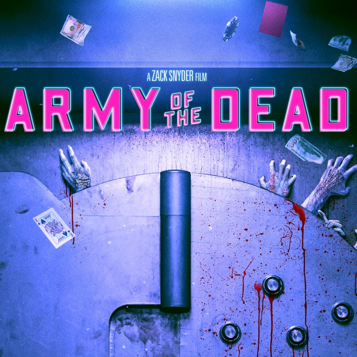 Zack Snyder's Netflix movie 'Army Of The Dead' to be released on May 21