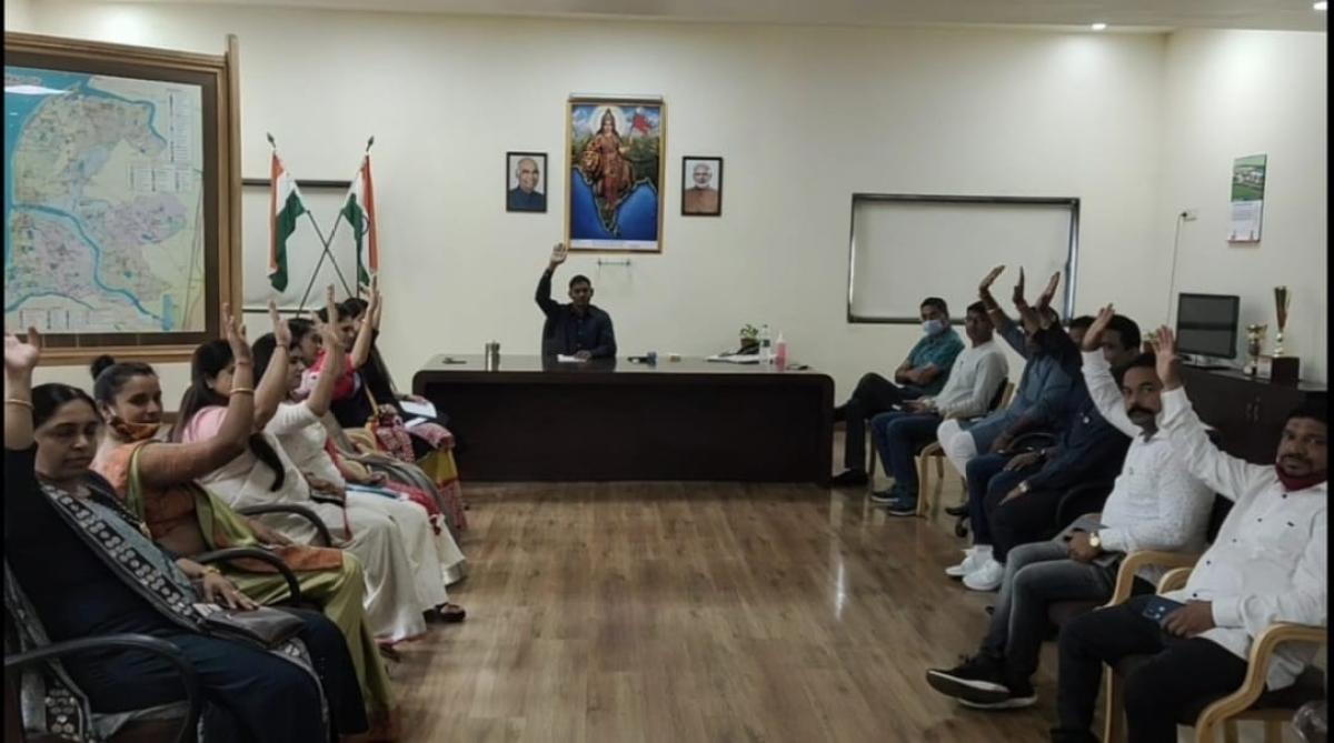 Daman Zilla Parishad welcomes the Union Budget 2021-22