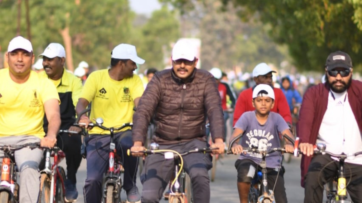 Chhattisgarh: Peace marathon to be organized in Naxal heartland Abujhmad on Feb 27