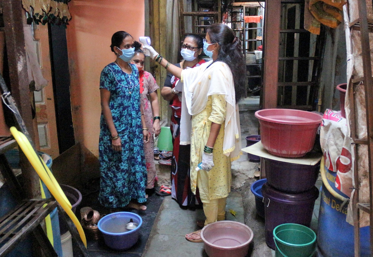 Mumbai: R Central ward tames COVID, registers lowest infection rate