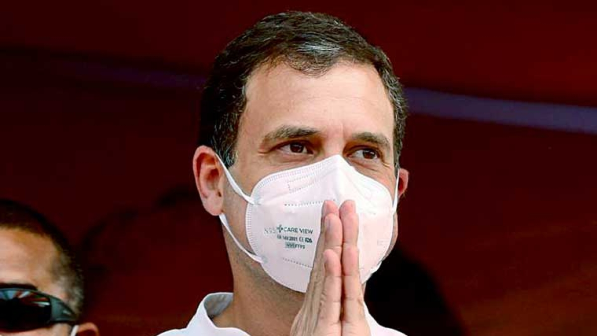 COVID-19 surge: Rahul Gandhi suspends his public rallies in West Bengal