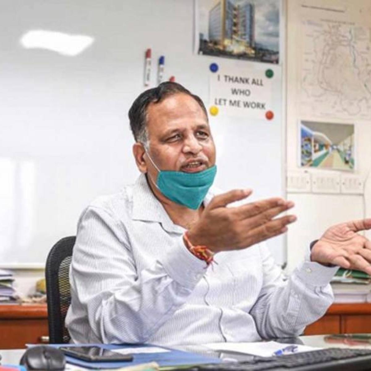 'Covaxin will last one day, Covishield for 4': Delhi Health Minister Satyendra Jain sounds alarm over COVID-19 vaccine supply