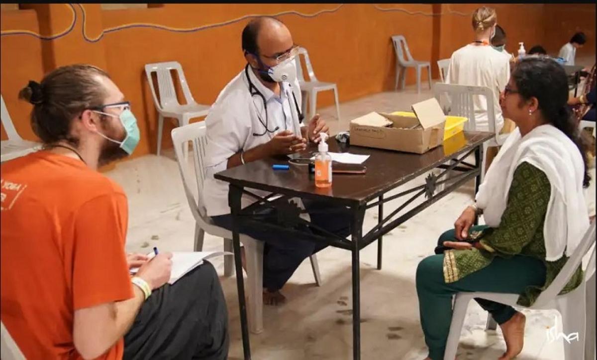 Isha Yoga Center's quarantine facilities best in the world, says former Civil Servant