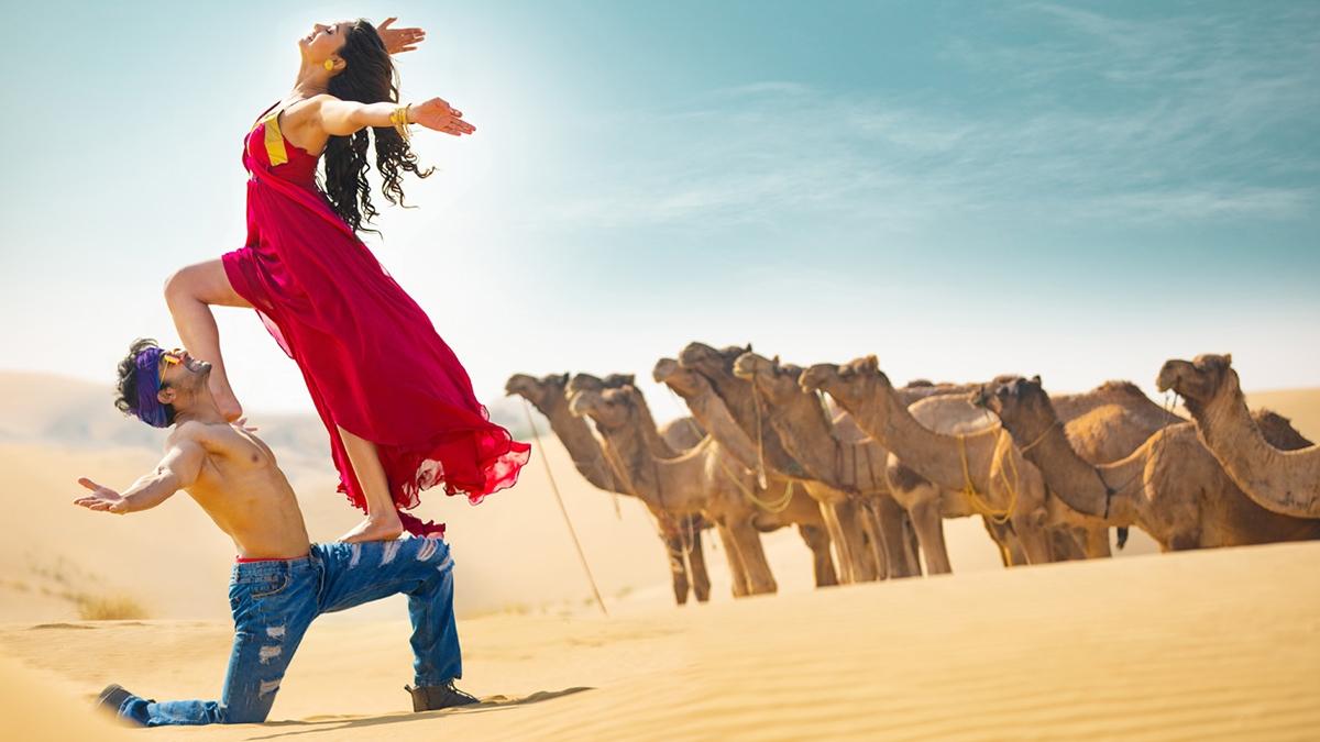 'Ek Love Ya' team releases its first romantic single, 'Yaare Yaare'