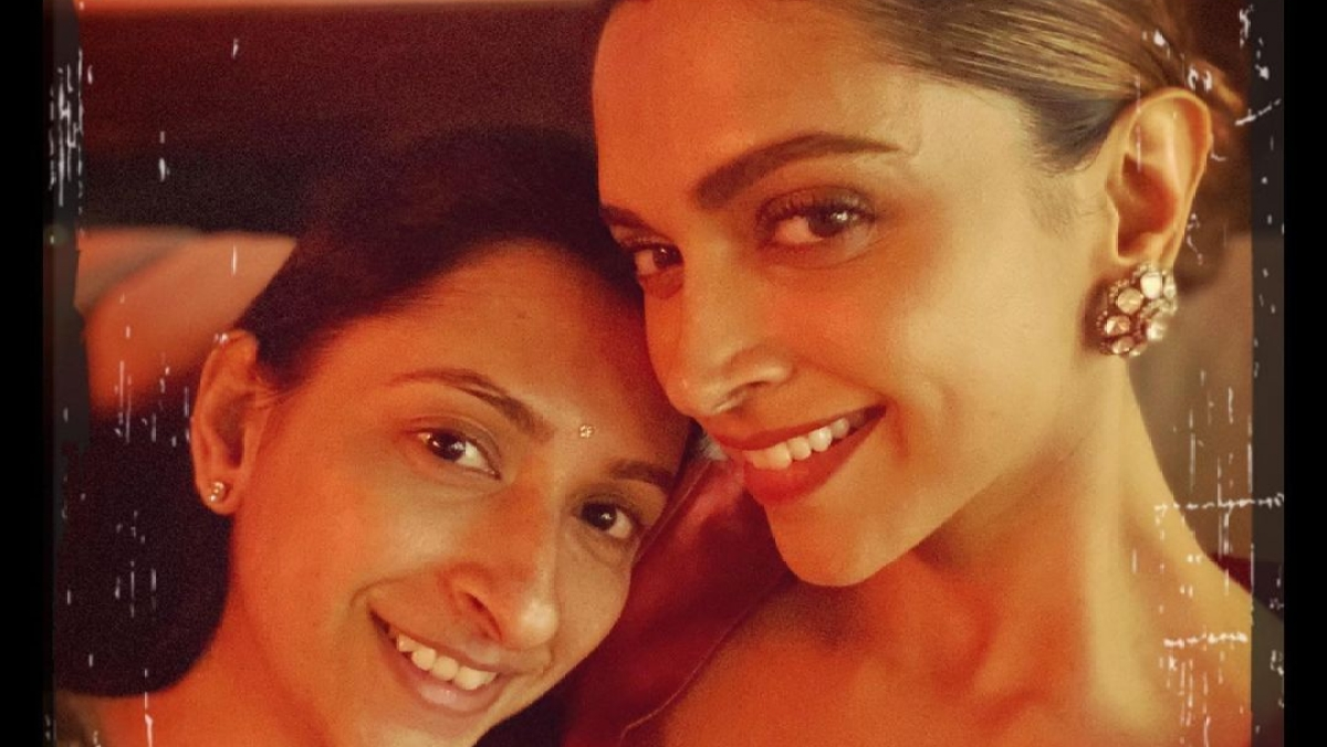 Deepika Padukone wishes her 'little one' Anisha on birthday, says 'thank you for being the anchor in my life'