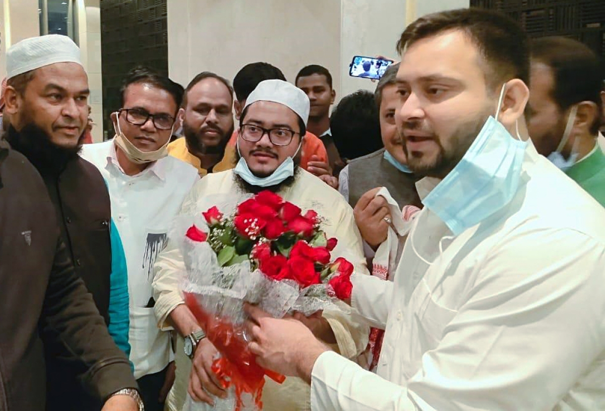 RJD will contest Assam Assembly polls in alliance with like-minded parties: Tejashwi Yadav