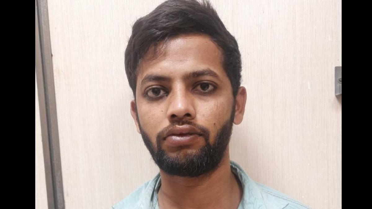Accused Wasi Ahmad Ansari