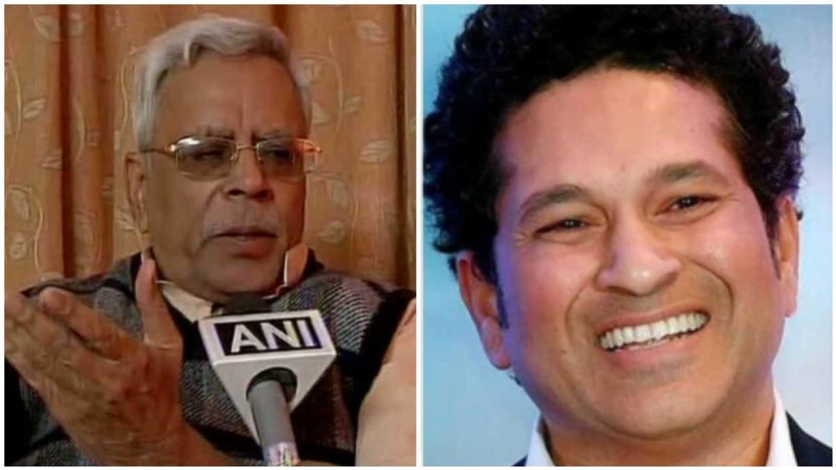 Sachin Tendulkar did not deserve Bharat Ratna: RJD's Shivanand Tiwari
