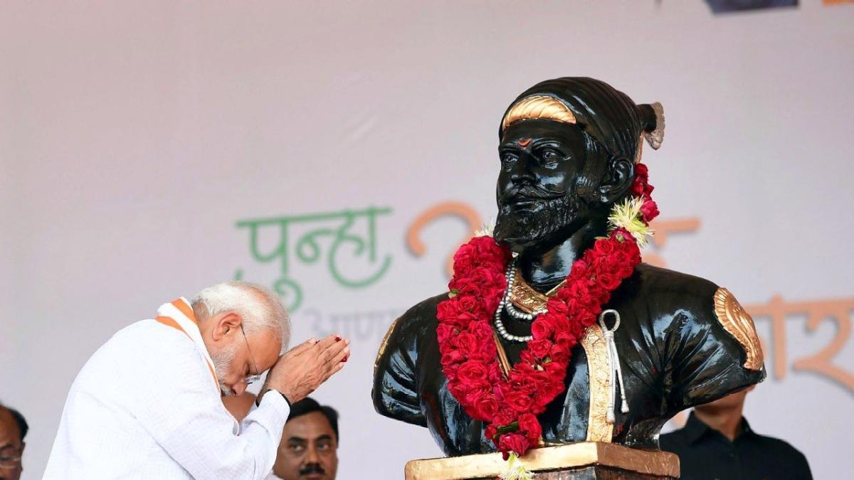 Shiv Jayanti 2021: PM Modi, Sharad Pawar, Rahul Gandhi, and others pay tribute to Chhatrapati Shivaji Maharaj on his birth anniversary