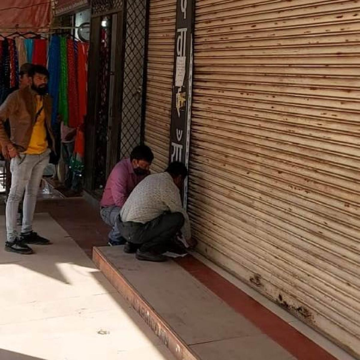 Ujjain: Medical store sealed for selling narcotics drugs sans prescription