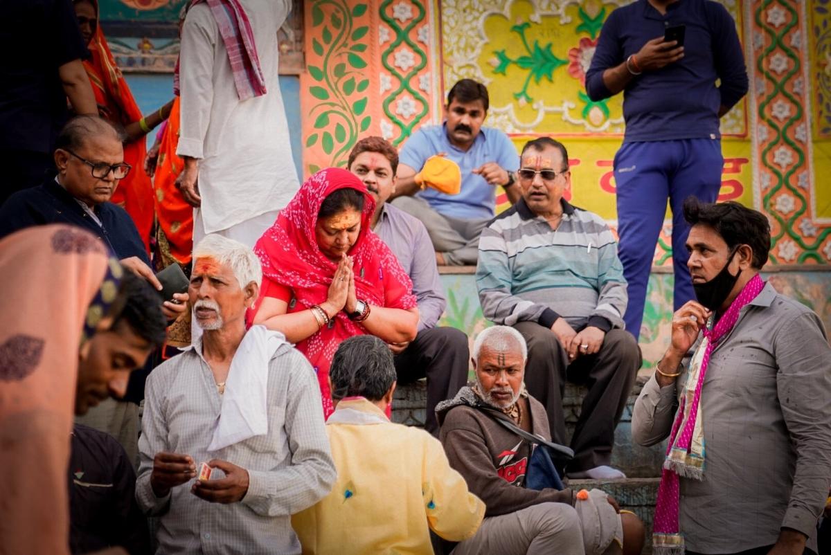 Rajasthan: Former CM Vasundhara Raje's political messaging through religious yatra
