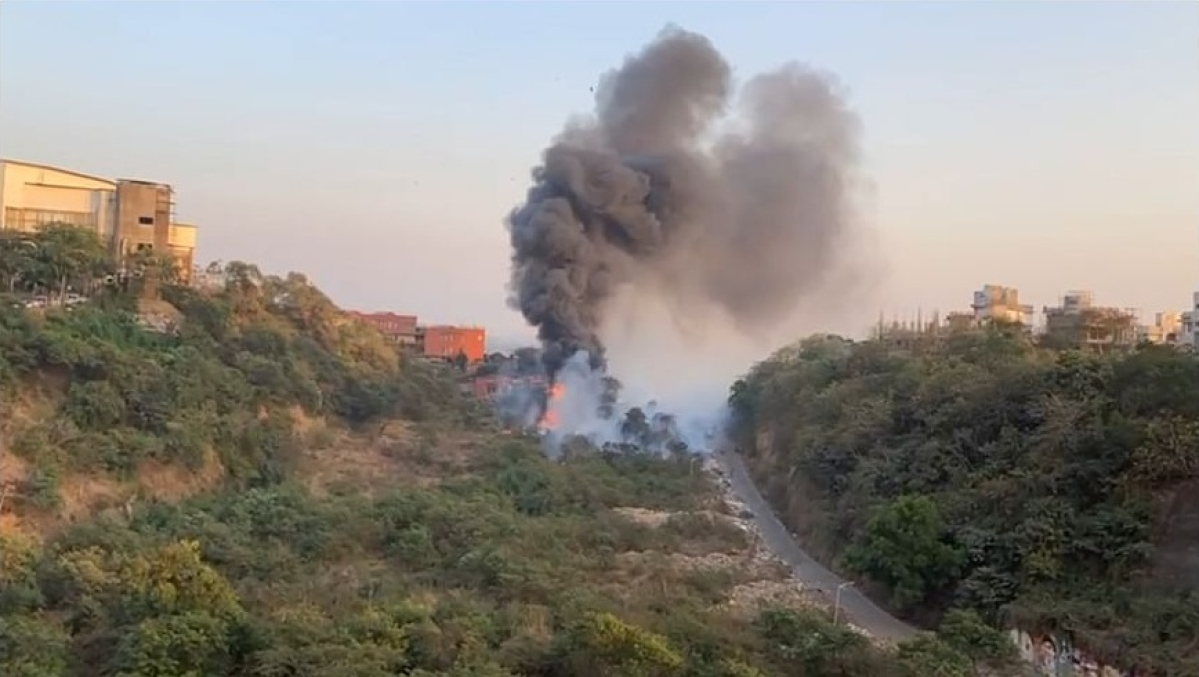 Mumbai: Regular fire at Aarey bother environmentalists
