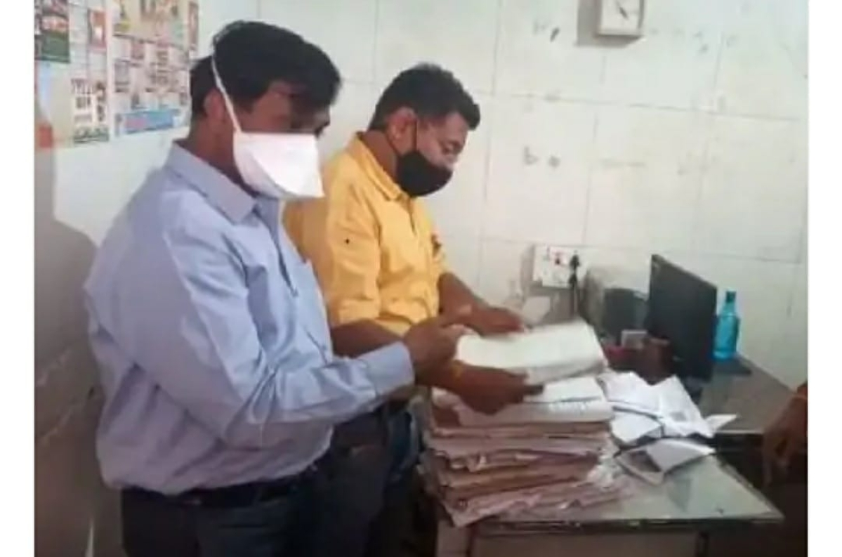 Ujjain: Government document recovered from RTO agent's shop