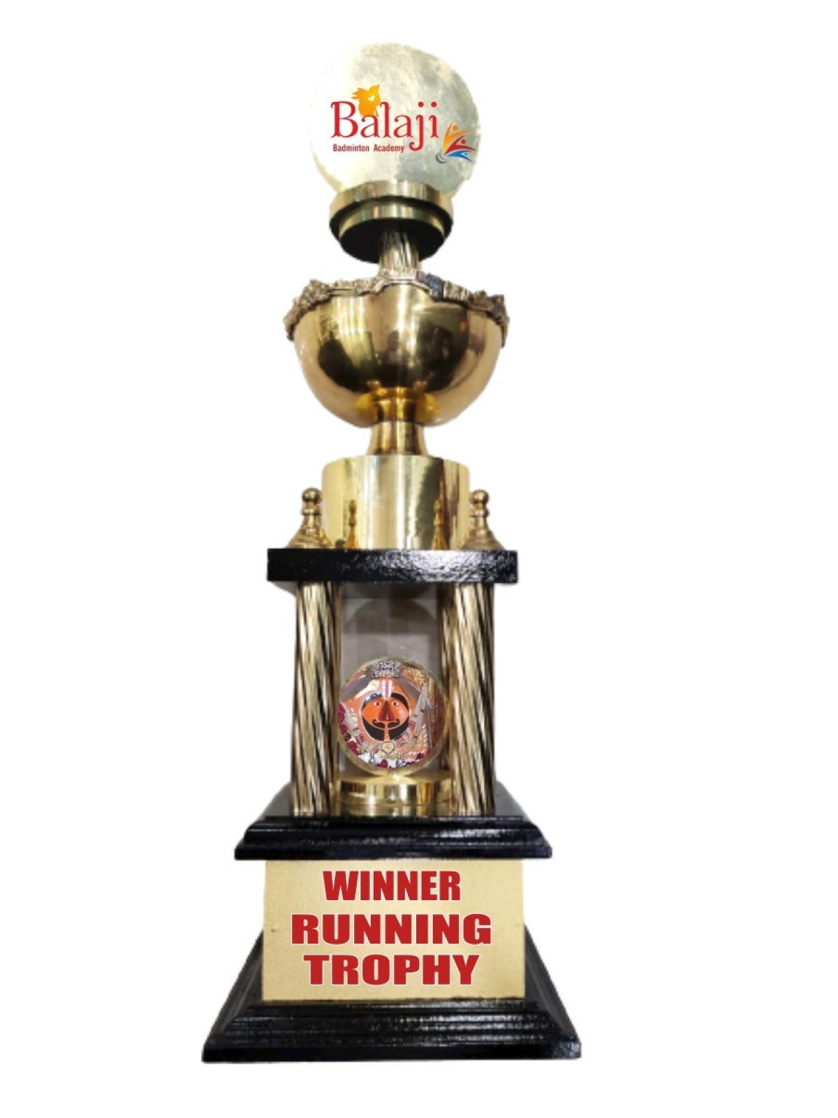 Balaji Cup badminton trophy