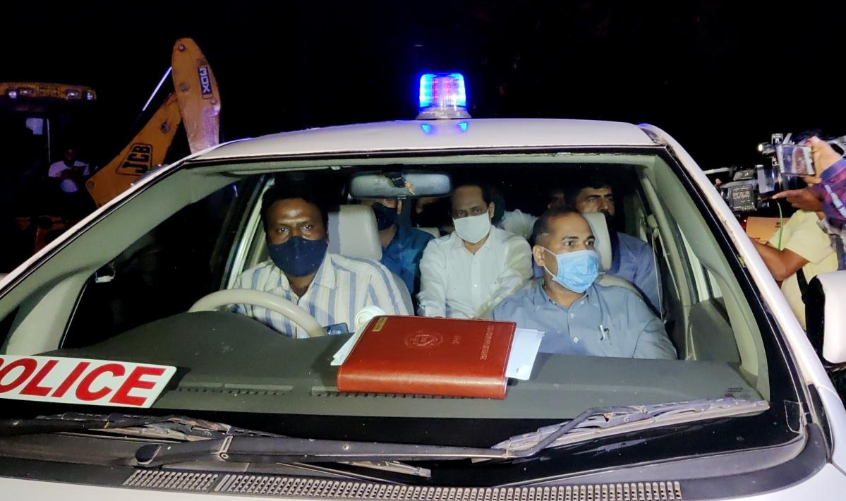 Sachin Vaze key conspirator in Mansukh Hiren murder case: Maharashtra ATS shares crucial details