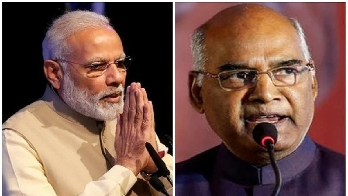 PM Modi, President Kovind, others extend greetings on occasion of Eid-ul-Fitr