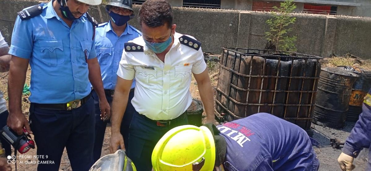 Thane: Three die of suffocation cleaning underground tank in Ambernath