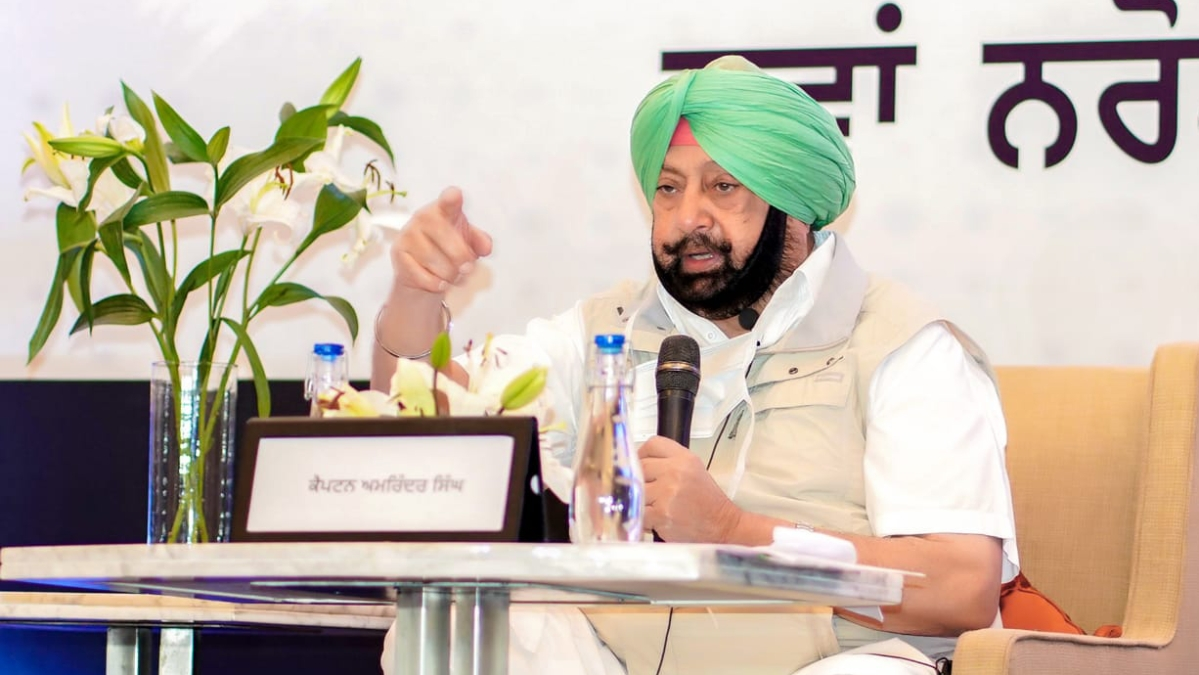 Punjab CM urges PM Modi to expand COVID-19 vaccine coverage to younger people as 81% of new cases are UK variant