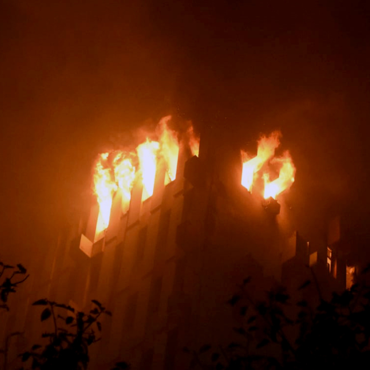 Kolkata: Death toll in Strand Road Eastern Railway building fire rises to 9