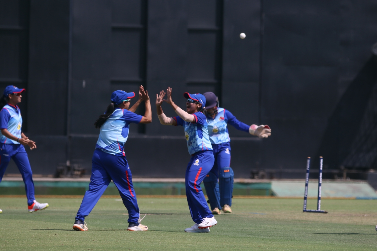 Indore: Women Senior Limited Overs Cricket: Mumbai thrash Madhya Pradesh by 3 wickets