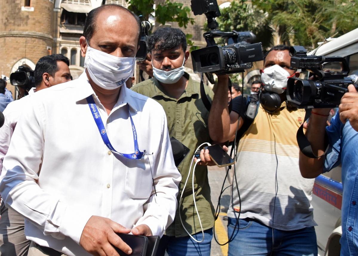 Sachin Vaze to be produced before Mumbai court