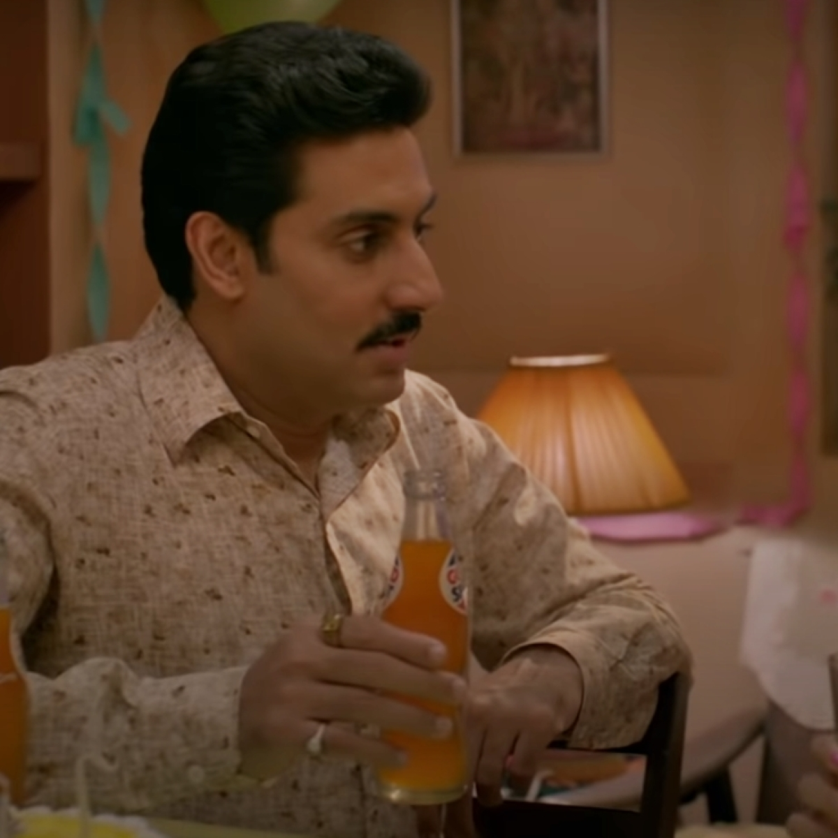 'I was most excited about drinking Gold Spot again': Abhishek Bachchan on 'The Big Bull'