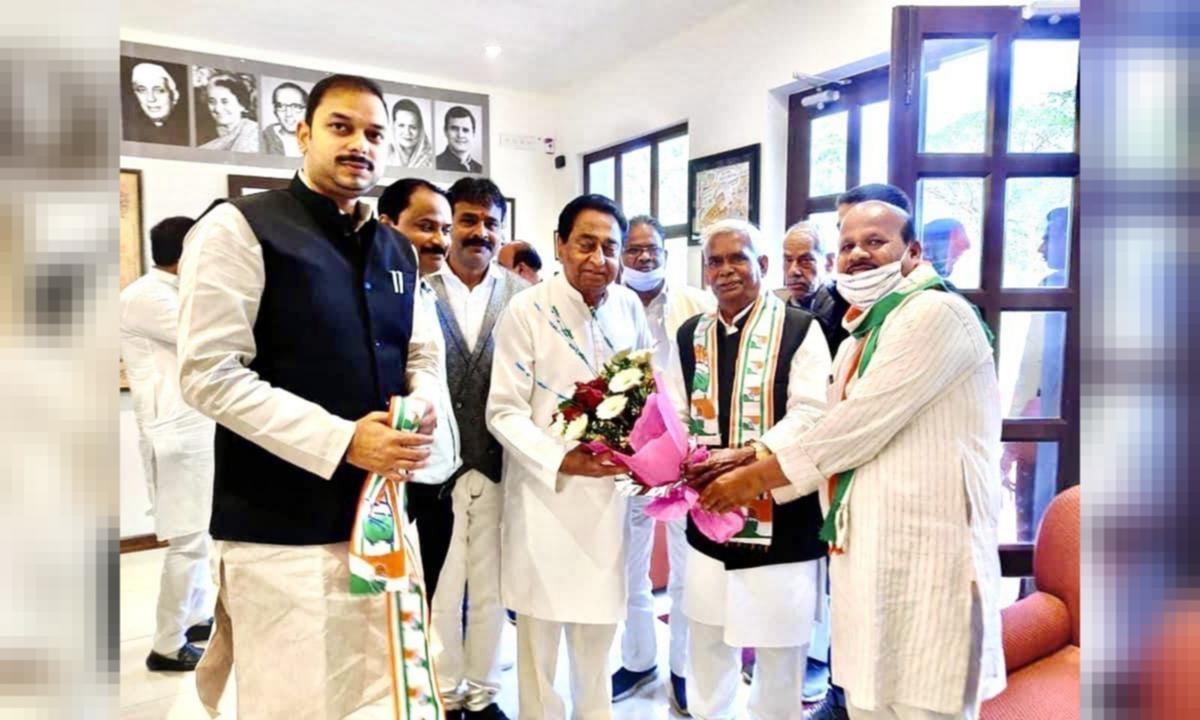 Madhya Pradesh Parliamentary affairs minister Narottam Mishra raises issue of Nathuram Godse's worshipper in House
