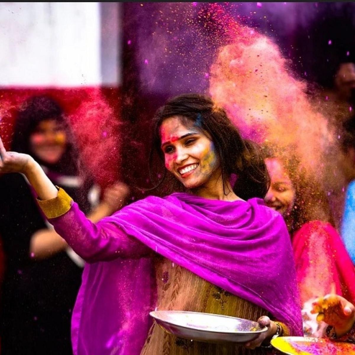 Holi 2021: A virtual tour of Holi hotspots