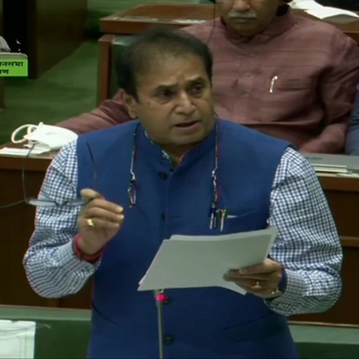 MP Mohan Delkar suicide case will be investigated by SIT: Anil Deshmukh