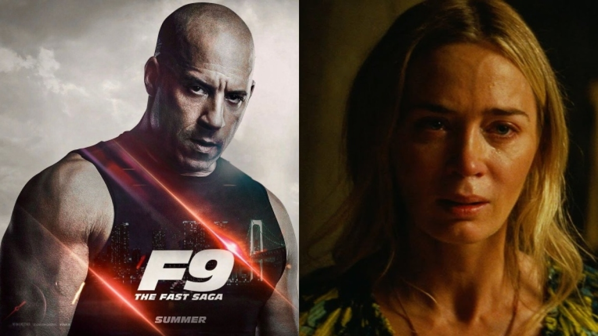 'F9', 'A Quiet Place: Part II' postponed again - check out new release dates