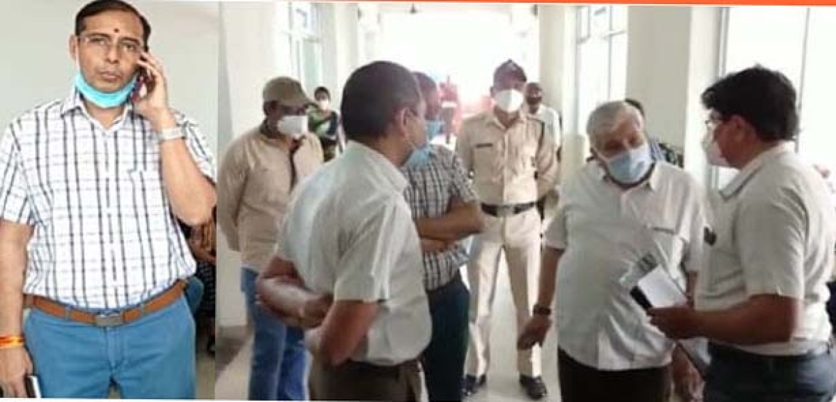 Madhya Pradesh: Good Hospital in Burhanpur sealed by the district administration, found sans doctors or technicians