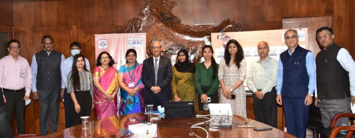 HPCL observes International Women's Day with the launch of HP SWAYAM Portal